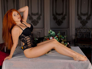 SoCuteDali Live Jasmin-Im a red hot foxy I