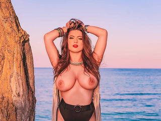 EvaBluee Marvellous Big Tits LIVE!-I can surely say
