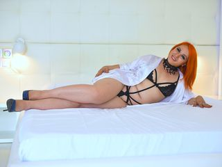 AlettaLovely Unbelievable Sexy Girls-Hot red-haired girl