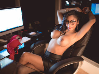 KarenDuval Marvellous Big Tits LIVE!-Hello my lovers