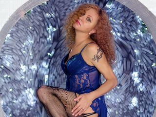 Webcam model redheadsBlazing from Web Night Cam