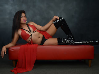 tranny webcam model pic of xExoticTransx