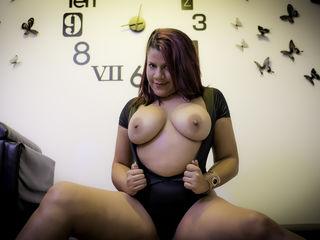 AlexaSanders Marvellous Big Tits LIVE!-A True Beauty with