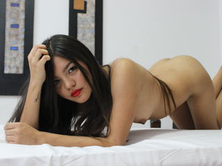 AlliceBenson cute Asian webcam