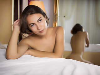 KlaraHazel Unbelievable Sexy Girls-Brown eyes black