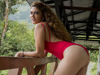 AllegraMarte -Exotic woman Fun and