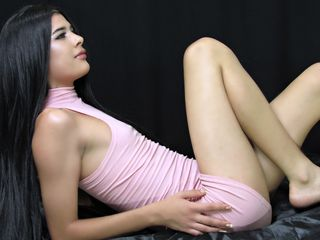 pic of transgender webcam model danielasweets