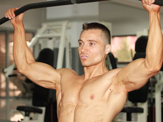 Musclebeach Live Jasmin-Hot sun, white