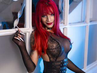 I'm A Live Chat Stunning Transvestite And 24 Is My Age! I Have Fire Red Hair