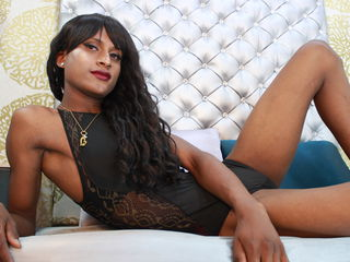 pic of TS webcam model luisaplayfull