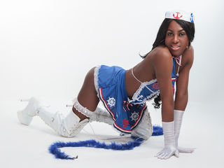 tranny webcam model pic of Chocolandrahot