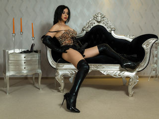 Webcam model CRUEFEMDOM from Jasmin