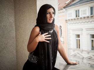 Webcam model ArabianKassandra from Web Night Cam (LiveJasmin)